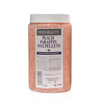 Paraffin Pellets VINES BEAUTY Peach 1000g