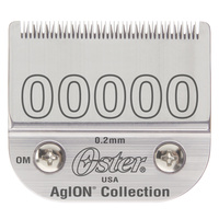 Rezervni nož za mašinice OSTER veličina 00000 - 0.2 mm