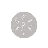 Šablon disk za pečate ASN B33