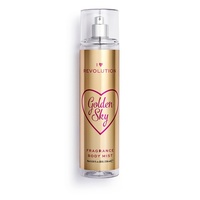 Parfemisani sprej za telo I HEART REVOLUTION Golden Sky 236ml