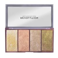 Highlighter Palette MAKEUP REVOLUTION Vintage Lace 20g