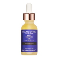 Night Restore Oil REVOLUTION SKINCARE 30ml