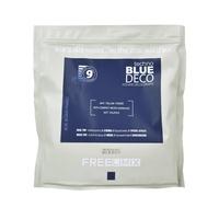 Plavi blanš za intenzivno posvetljivanje kose FREELIMIX Anti-yellow 500g