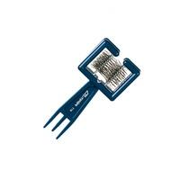 Instrument za čišćenje četki i češljeva COMAIR Blue Profi Line 718 Plavi