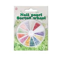 Perle za Nail Art u setu PBOX8