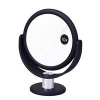 Dvostrano uveličavajuće ogledalo CALA Vanity Black 69431