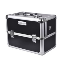 Beauty case for tools and accessories GALAXY TC 3226 BS black