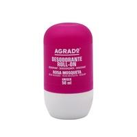 Roll-On Deodorant AGRADO Rosehip Unisex 50ml