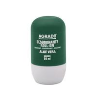Roll-On Deodorant AGRADO Rosehip Aloe Vera 50ml