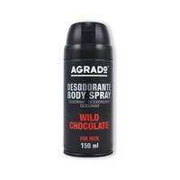 Deodorant For Men AGRADO Wild Chocolate 150ml