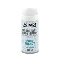 Ženski dezodorans u spreju AGRADO Pure Trendy 150ml