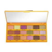 Eyeshadow Palette I HEART REVOLUTION Honey 18g