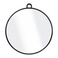 Pokazno ogledalo okruglo P-5 Crno
