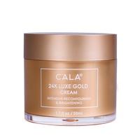 24K Luxe Gold Cream CALA 67736 Intensive Recontouring & Brightening 100ml