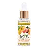 Overnight Natural Face Serum ECO U Vitamin C 30ml