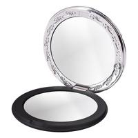 Mini Compact Mirror CALA 70518 Black