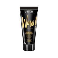 Tanning Lotion SOLEO Bronzing Intensifier Wow! 150ml