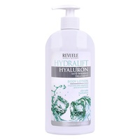 Moisturizing Body Lotion with Hyaluronic Acid REVUELE Hydralift Hyaluron 400ml