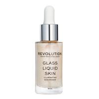 Illuminating Skin Primer MAKEUP REVOLUTION Glass Liquid Skin 17ml