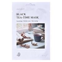 Korean Sheet Facial Mask DETOSKIN Black Tea-Time 30g