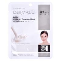 Korean Sheet Firming Mask DERMAL Collagen Essence Milk 23g