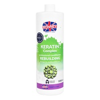 Conditioner for Brittle and Thin Hair RONNEY Keratin Complex 1000ml