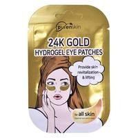 Korean Hydrogel Eye Patch PURENSKIN 24K Gold 2/1