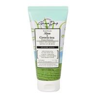 Foam Cleanser for Daily Use GRACE DAY Aloe & Green Tea 100ml
