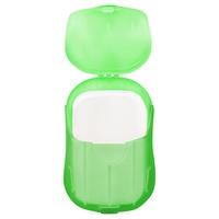 Soap in Sheets Neon Green 20pcs