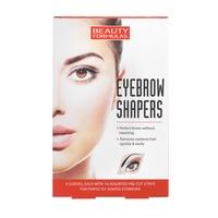 Eyebrow Shapers BEAUTY FORMULAS 56pcs