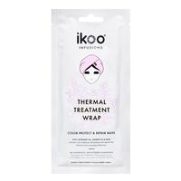 Termalna maska za rekonstrukciju i zaštitu boje kose IKOO Infusions Thermal Treatment Wrap 35g
