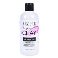 Shower Gel REVUELE Pink Clay 300ml