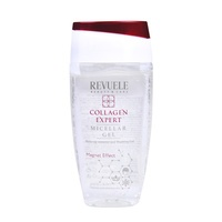 Micelarni gel za uklanjanje šminke i čišćenje lica REVUELE Collagen Expert 150ml