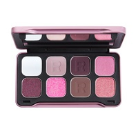 Mini Eyeshadow and Pressed Pigment Palette MAKEUP REVOLUTION Forever Flawless Dynamic Ambient 8g