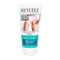 Anticellulite Massage Cream with Caffeine REVUELE Slim & Detox 200ml