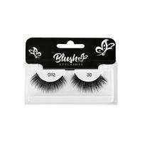 3D Strip Eyelashes BLUSH 0112