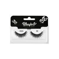 3D Strip Eyelashes BLUSH 0124