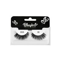 3D Strip Eyelashes BLUSH 0125