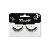 3D Strip Eyelashes BLUSH 0102