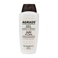 Bath & Shower Gel AGRADO Coconut Milk 750ml