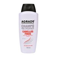 Šampon za tanku kosu AGRADO Grožđe i Krastavac 750ml