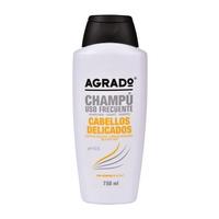 Šampon za lomljivu kosu AGRADO Delicate 750ml