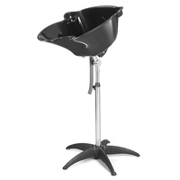 Plastic Washing Station for Hair with Adjustable Height T-151