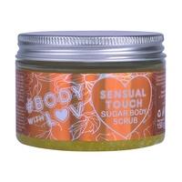 Sugar Body Scrub BODY WITH LUV Sensual Touch 150g
