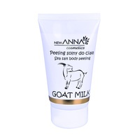 Sea Salt and Body Peeling NEW ANNA Goat Milk 150ml