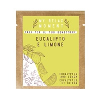 Bath Sea Salt and Footbath LABOR PRO Eucalyptus and Lemon 50g