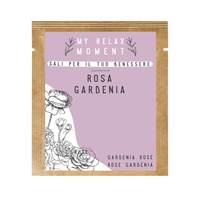 Bath Sea Salt and Footbath LABOR PRO Gardenia Rose 50g