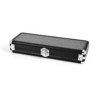 Beauty Case for Brushes GALAXY TC-1245BGB Black Glitter Design Mini