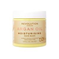 Hair Mask Moisturising REVOLUTION HAIRCARE Argan Oil 200ml