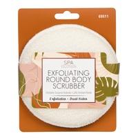 Exfoliating Round Body Scrubber CALA Cream 69511